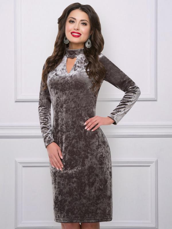 Платье Достойно королевы (грей)