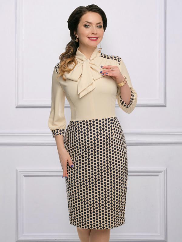Платье Деловой подход (бизнес)