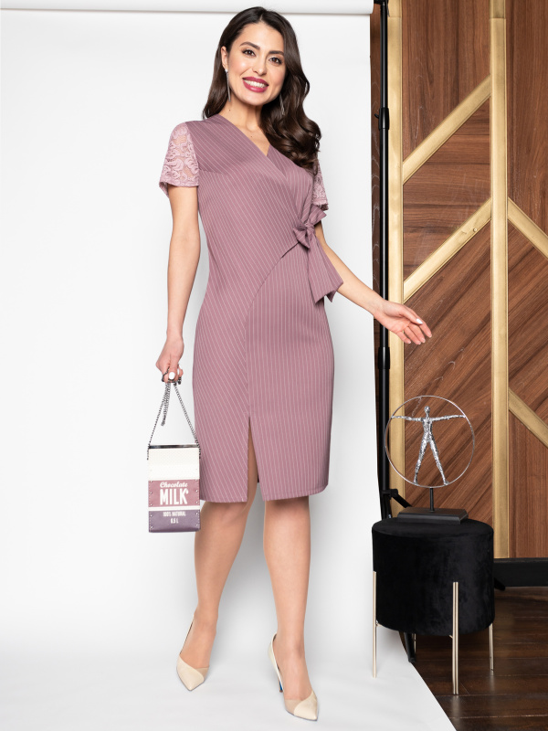 Платье Итальяно Веро (роуз)