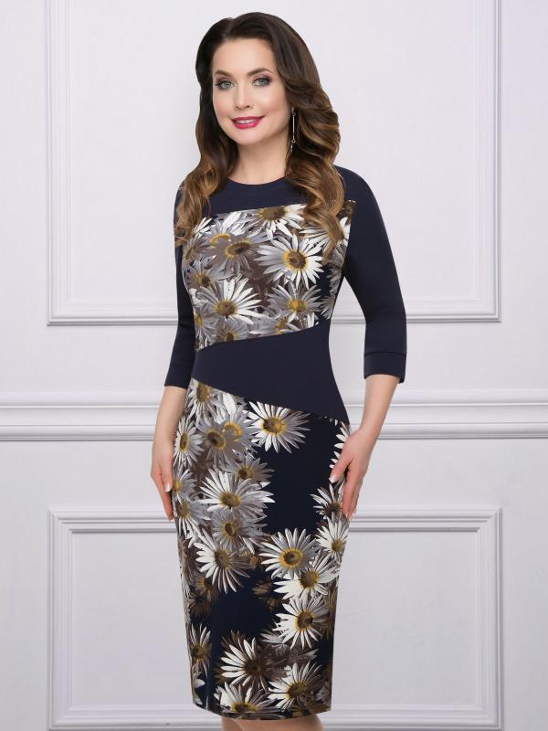 Платье Бизнес-класс (стайл)