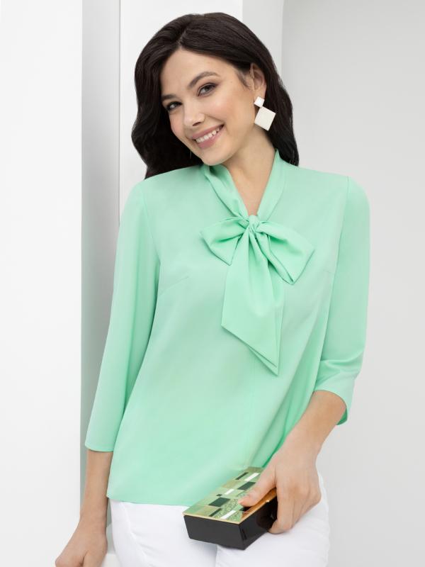 CHARUTTI    Блуза Обворожительная (мята)