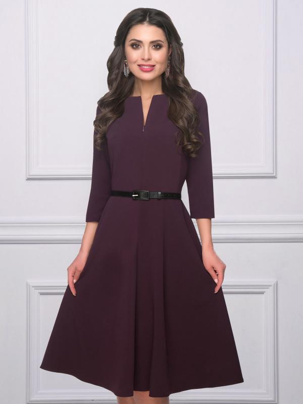 Платье Бродвей (красотка, с ремешком)