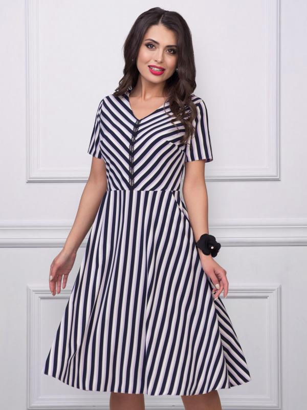 Платье Я - модель! (лаванда)