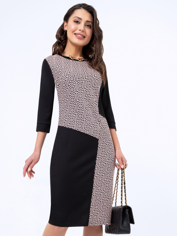 Платье Нотка стиля (гламур)