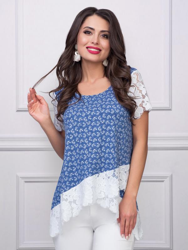 Блуза В самом расцвете