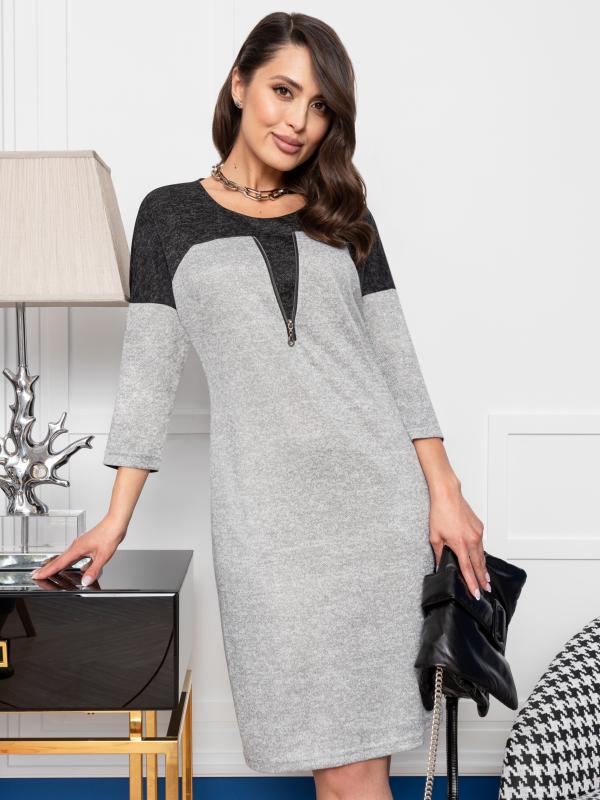 Платье Эффектная леди
