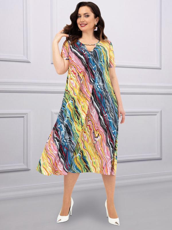 Платье Произвести фурор