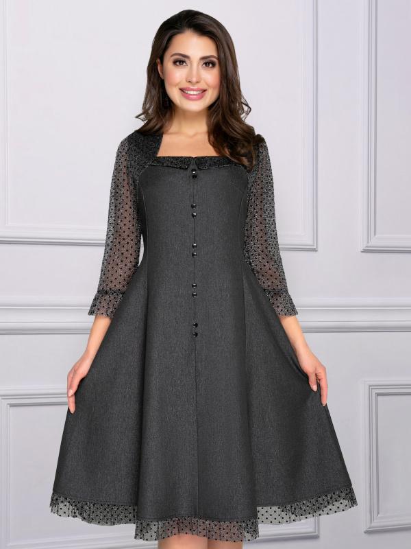 Платье Хороша собой (гламур)