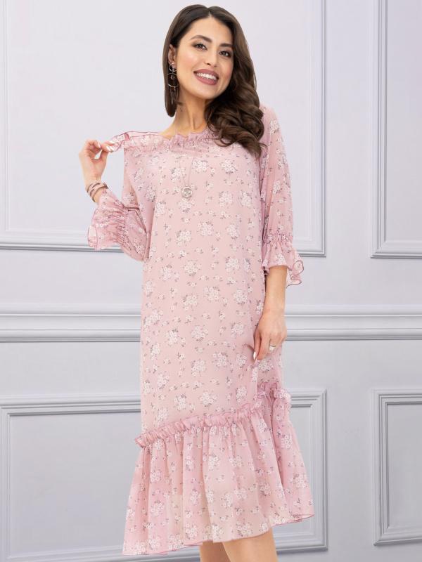 Платье На высоте мечты (пинк)