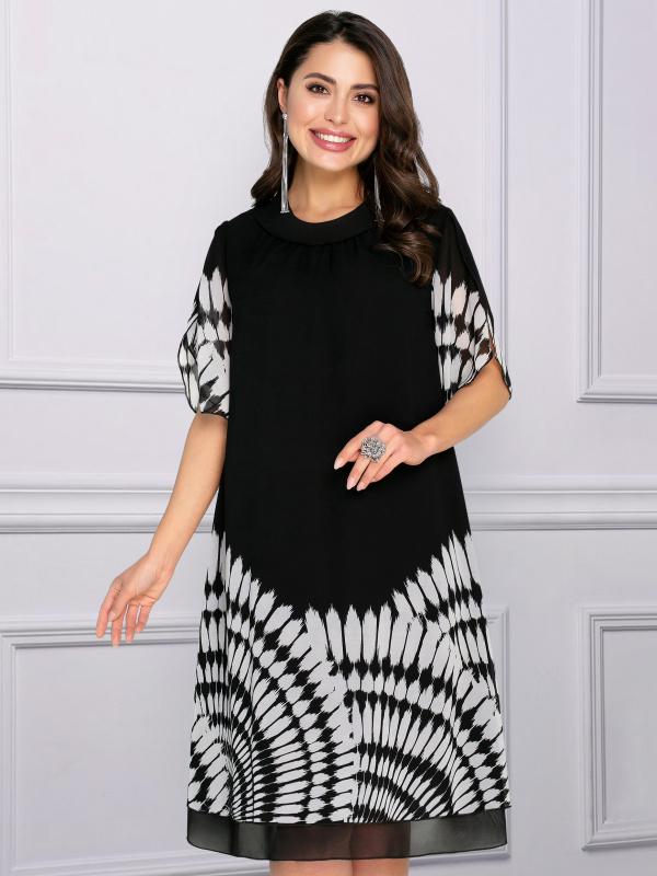Платье Мечтательная (гламур)