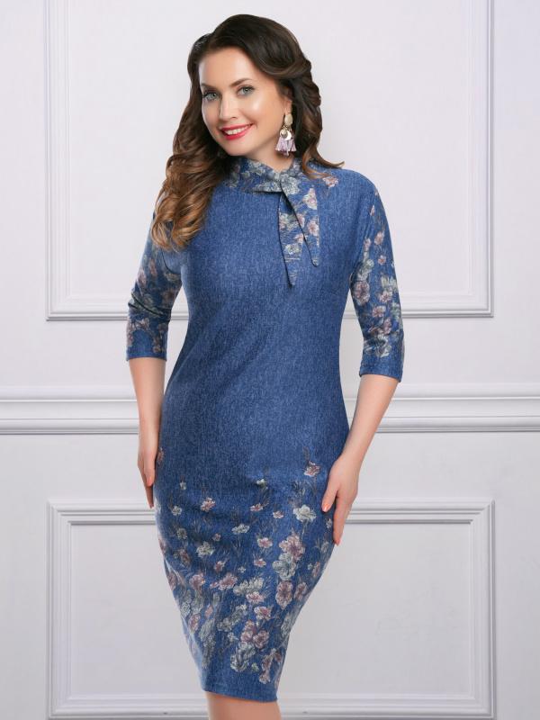 Платье Лавли (джинс)